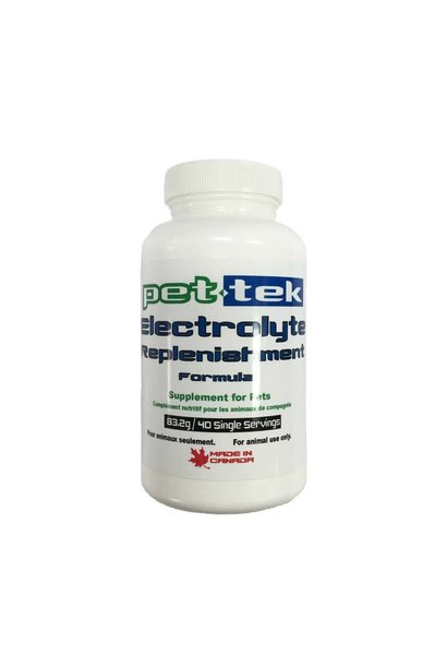 Pet-Tek Electrolyte Replenshment