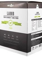 Naturawls Naturawls Raw Lamb & Veggie 8x 1lb