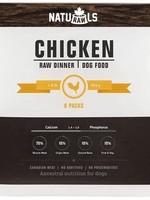 Naturawls Naturawls Raw Chicken & Veggie 8x1lb