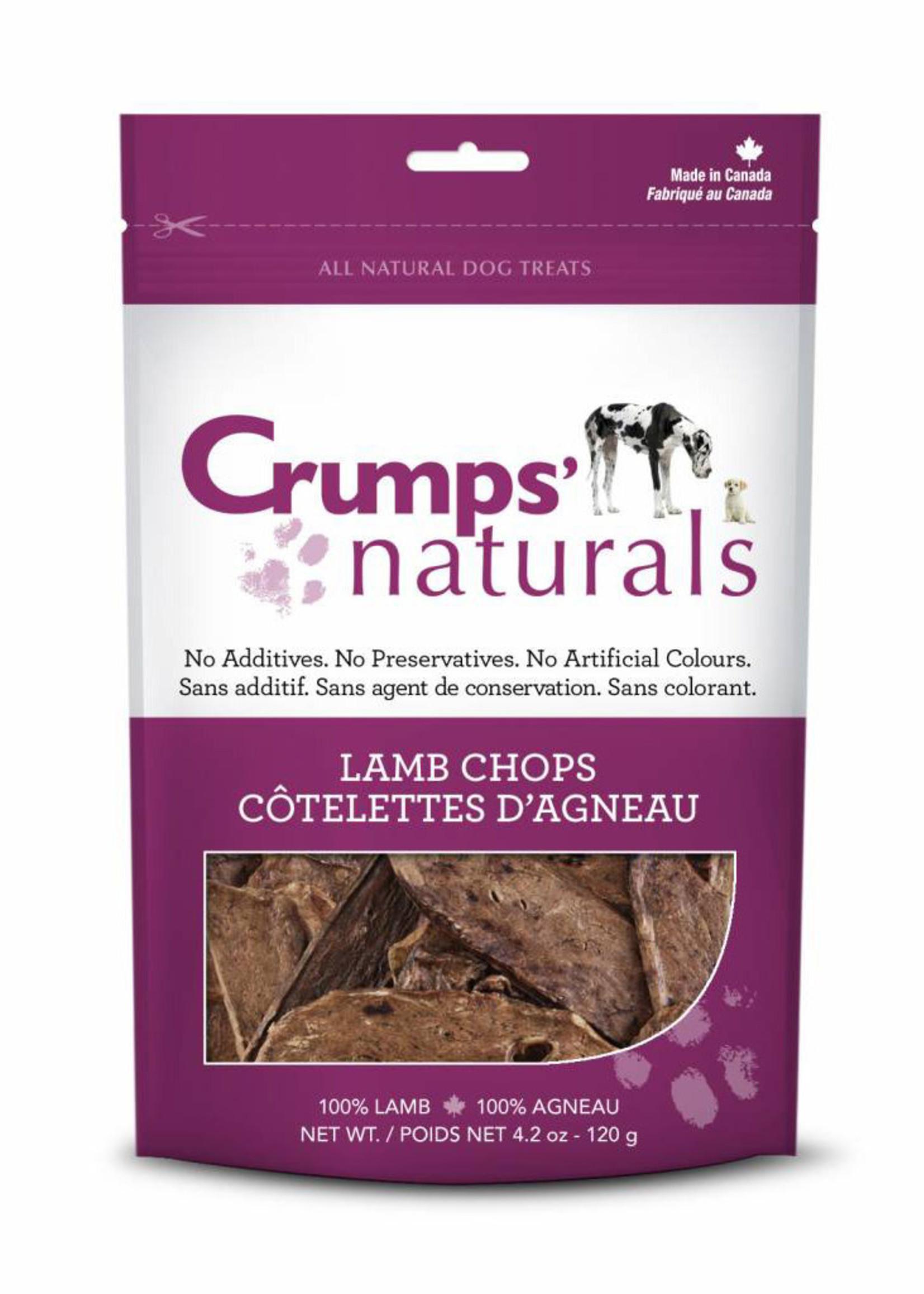 Crumps Lamb Chops 1.9oz
