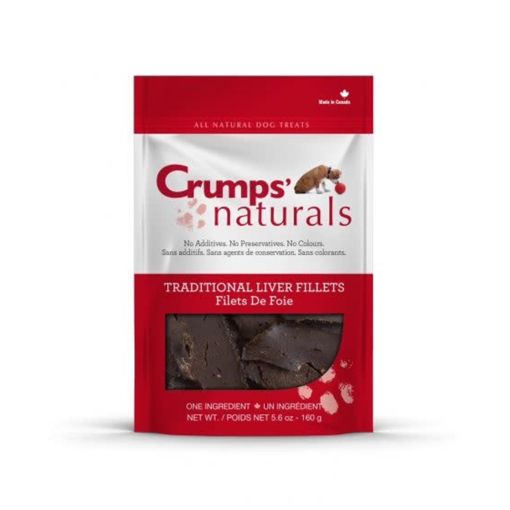 Crumps Crumps Traditional Liver Fillets 2.4oz