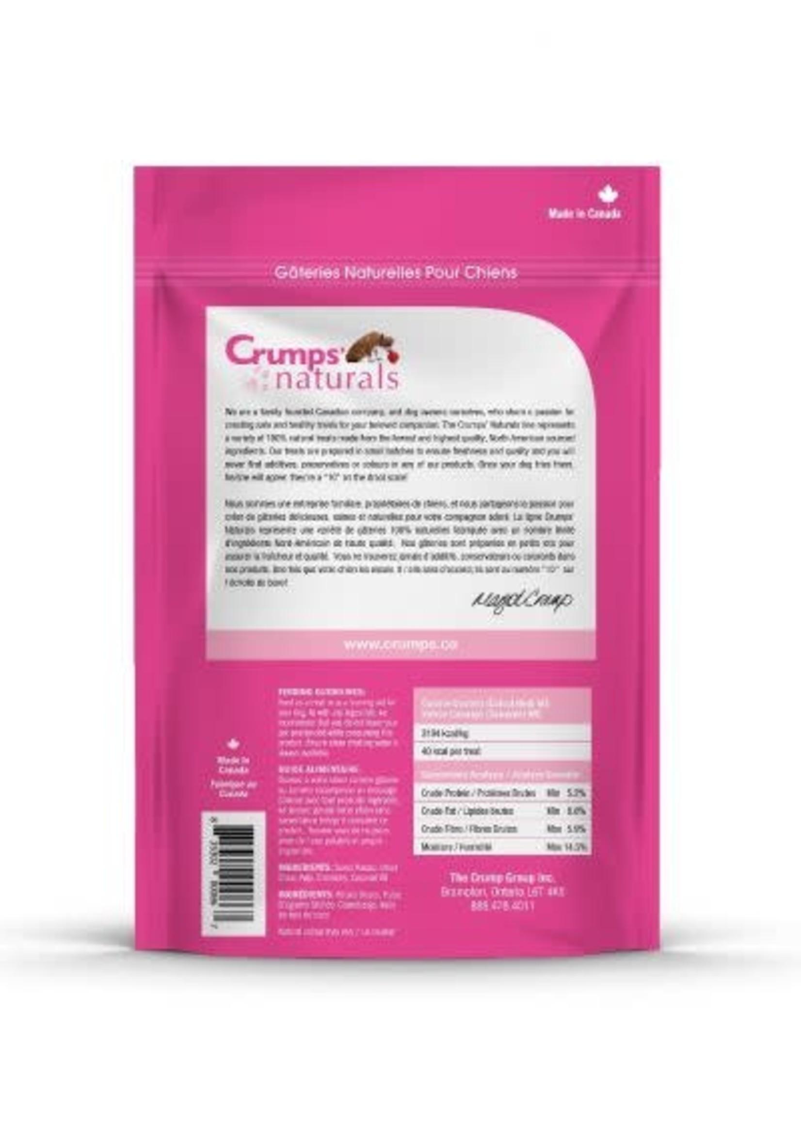 Crumps Sweet Potato Strips Cranberry 5.6oz