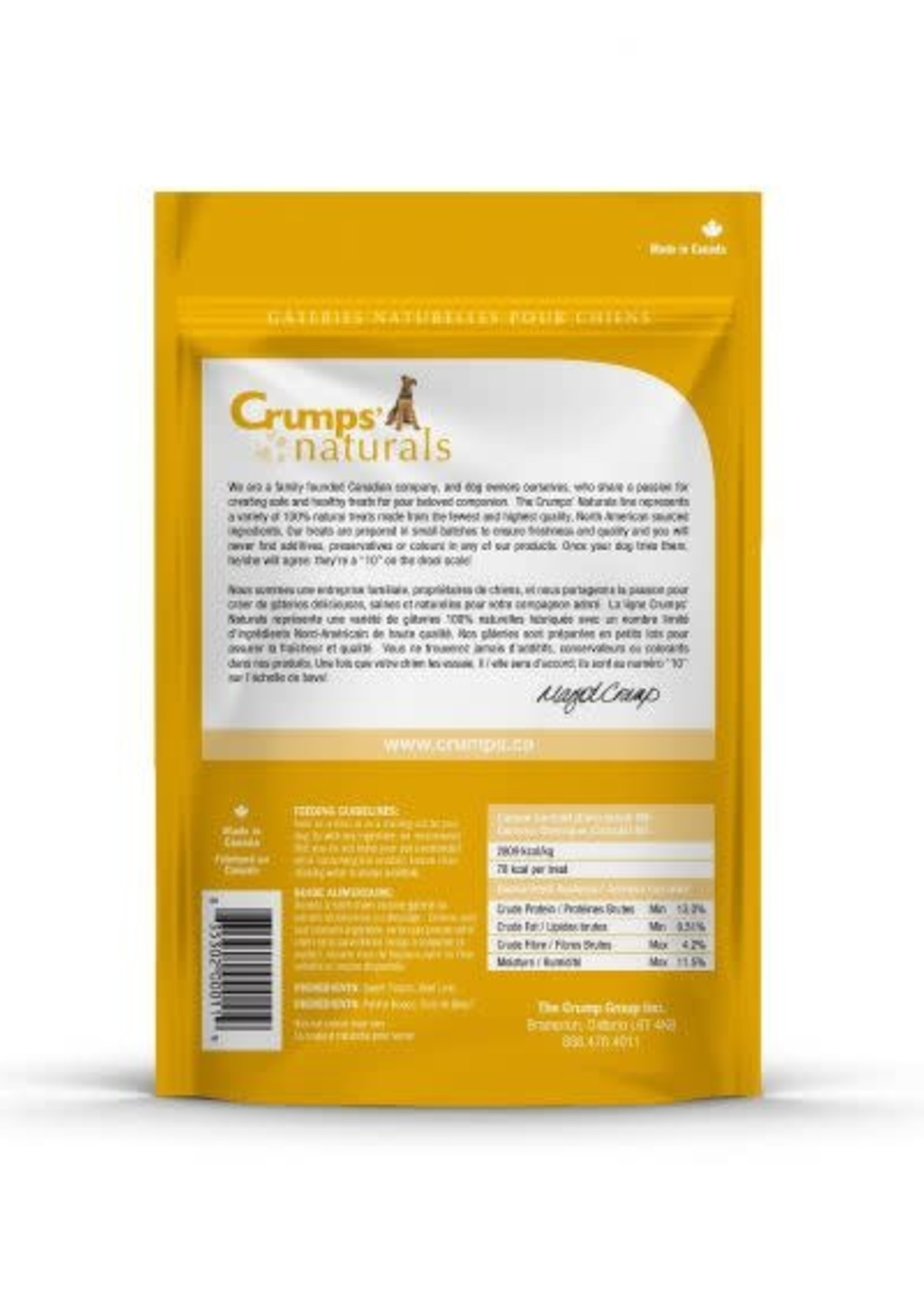 Crumps Sweet Potato & Liver 5.6oz