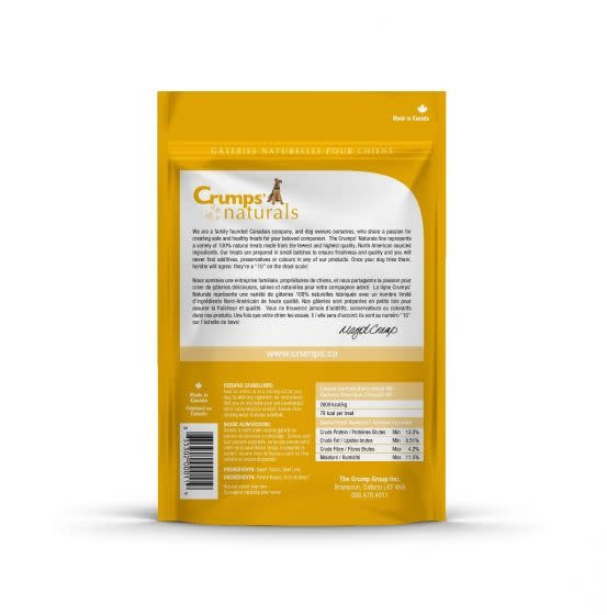 Crumps Sweet Potato & Liver 5.6oz-1