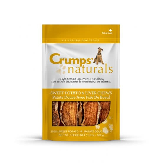 Crumps Sweet Potato & Liver 5.6oz-2