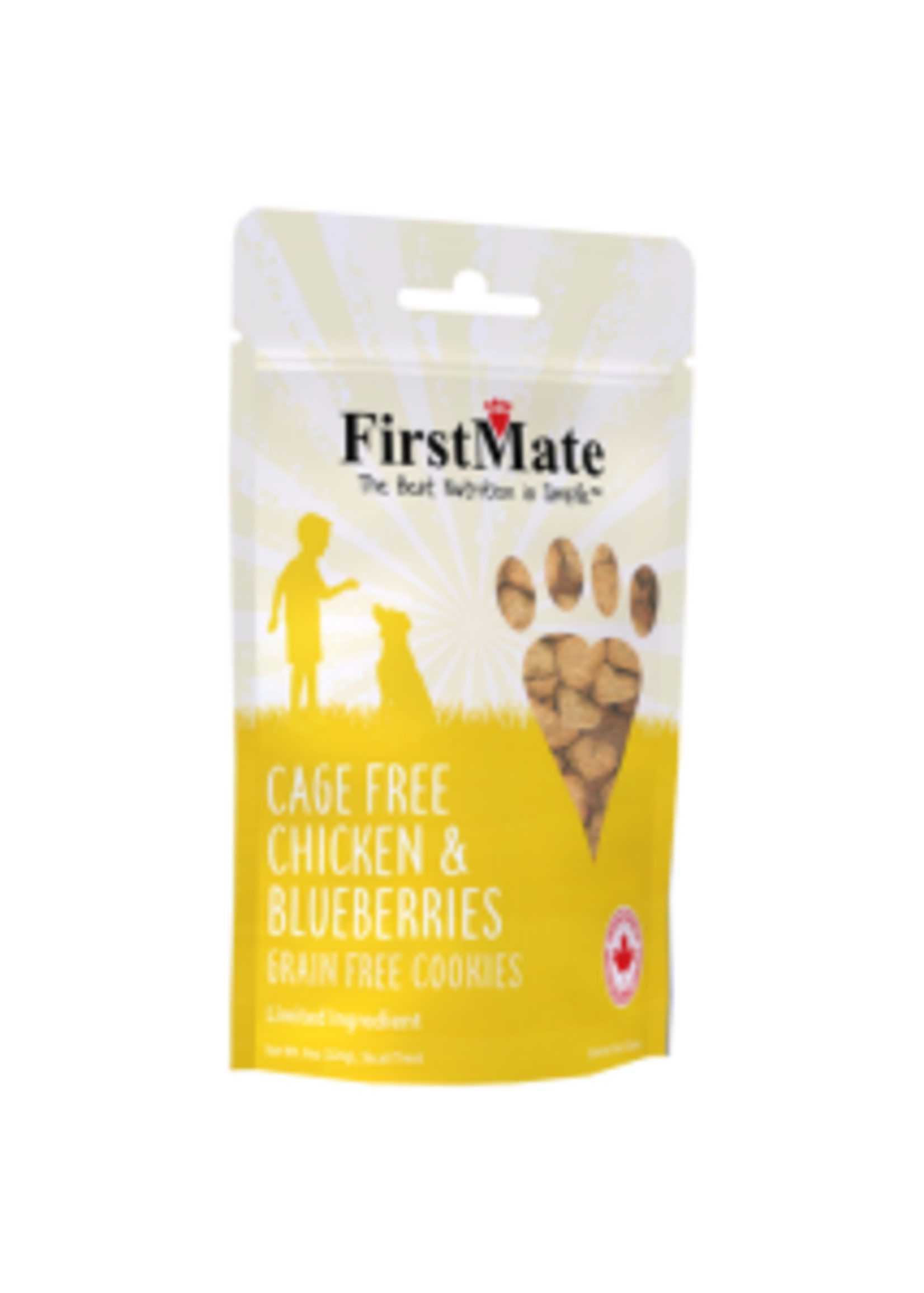 First Mate First Mate Chicken With Blueberries Biscuits 8oz