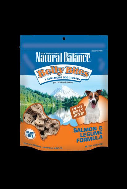 Natural Balance Belly Bites Salmon/Legume 6OZ