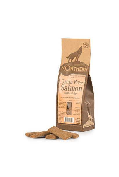 Northern Biscuits Grain Free Salmon With Kelp 190g