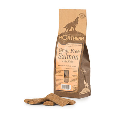 Northern Biscuits Grain Free Salmon With Kelp 190g-1