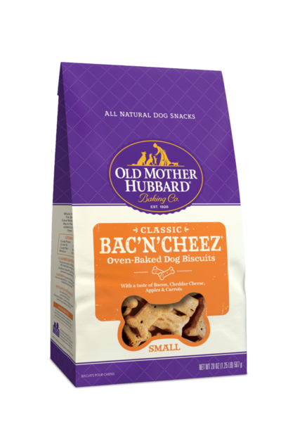 OMH Classic Oven Baked Bac N'Cheez Small 20OZ