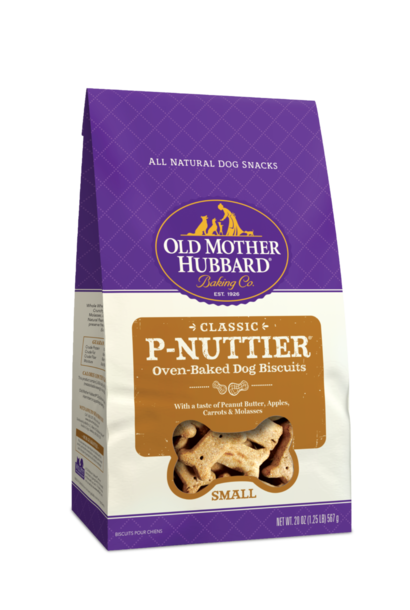 OMH Classic Oven Baked P-Nutter Treats Mini-20oz