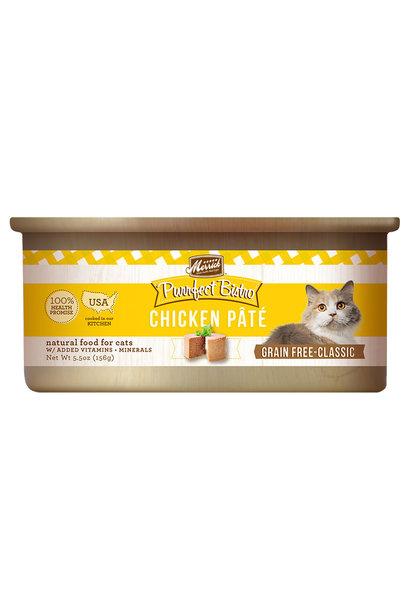 Chicken Pate Classic 24/5.5OZ Cat -Case-