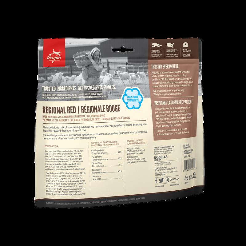 Orijen FDT Regional Red 92gm-2