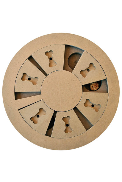 Seek A Treat Discovery Wheel Puzzle