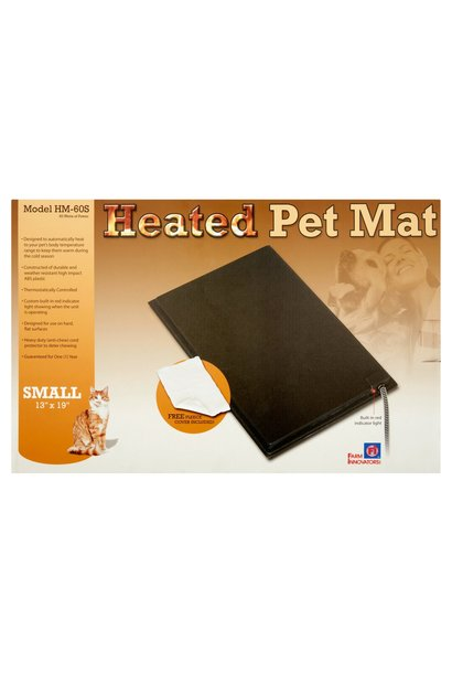 "Farm Innovators-Heated Pet Mat 13""x19"""