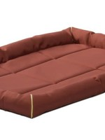 """MidWest Quiet Time Maxx 23"""" Dog Bed Red"""