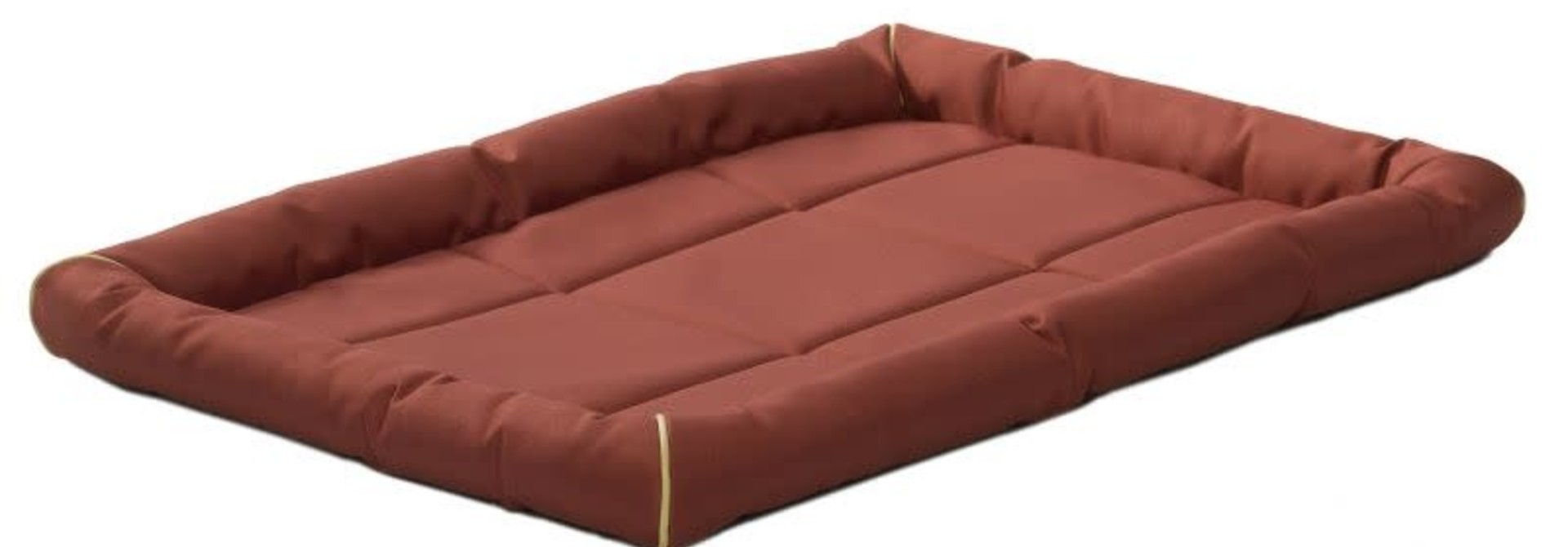 """Quiet Time Maxx 23"""" Dog Bed Red"""