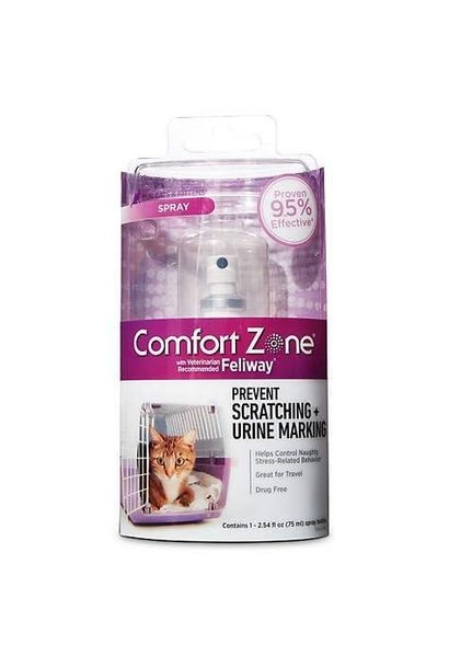 Comfort Zone Feliway Spray 75ml