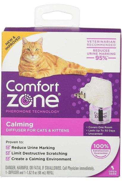 Comfort Zone Cat Calming Diffuser 48ml 1pk