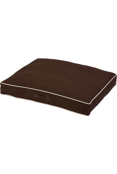 Rectangle Bed Espresso 26x34