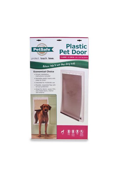 PetSafe Plastic Pet Door Extra Large