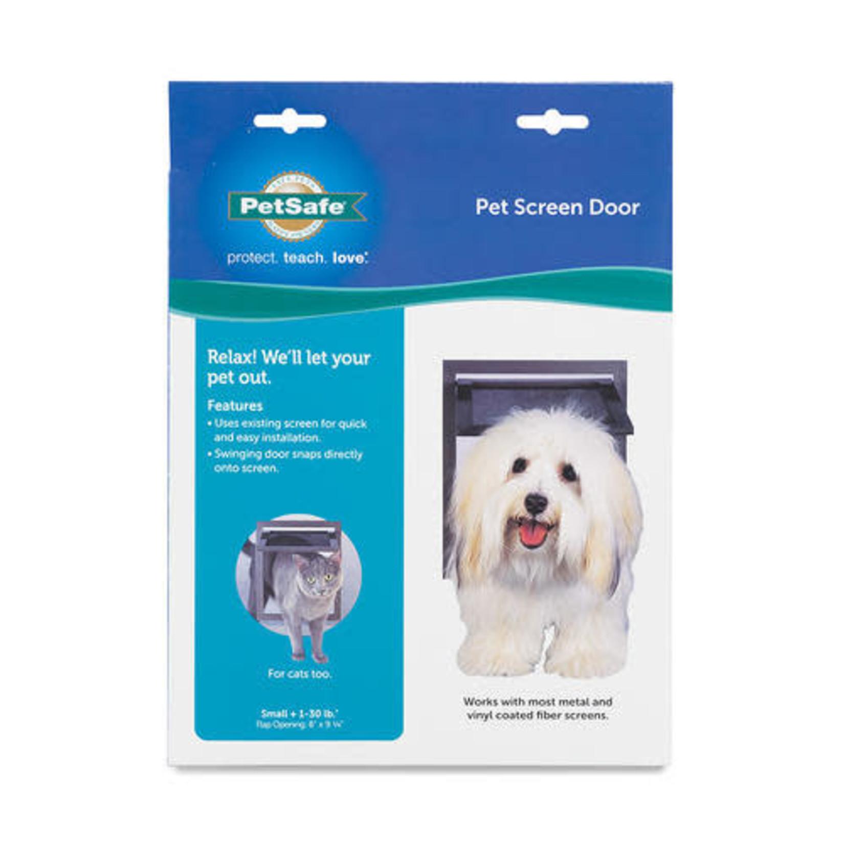 """Pet Safe PetSafe Screen Door 8"""" x 9 1/4"""""""