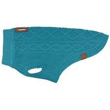 Cable Sweater XXS Dark Teal-2