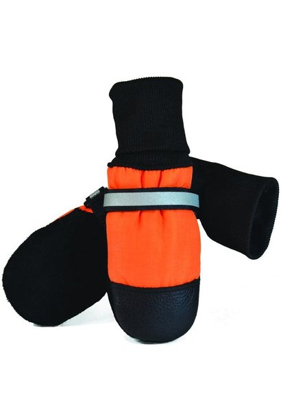 Muttluks Fleece Lined Orange XS
