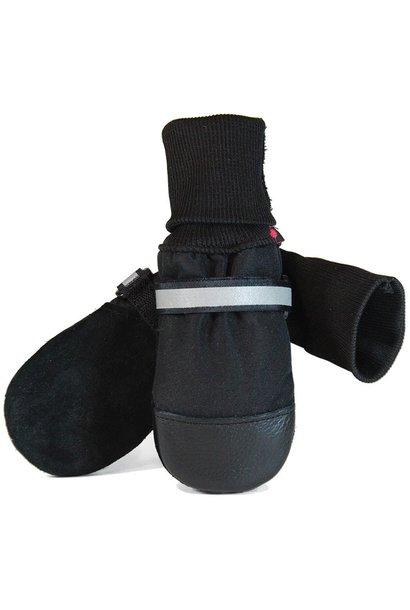 Muttluks Fleece Lined Black XS