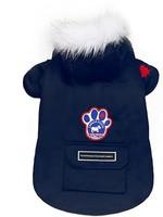 "Canada Pooch Winter Wilderness Jacket Blue 18"""