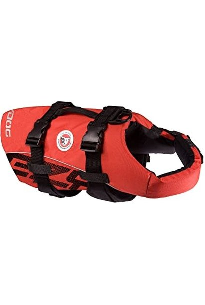 Life Jacket-Red-XSmall