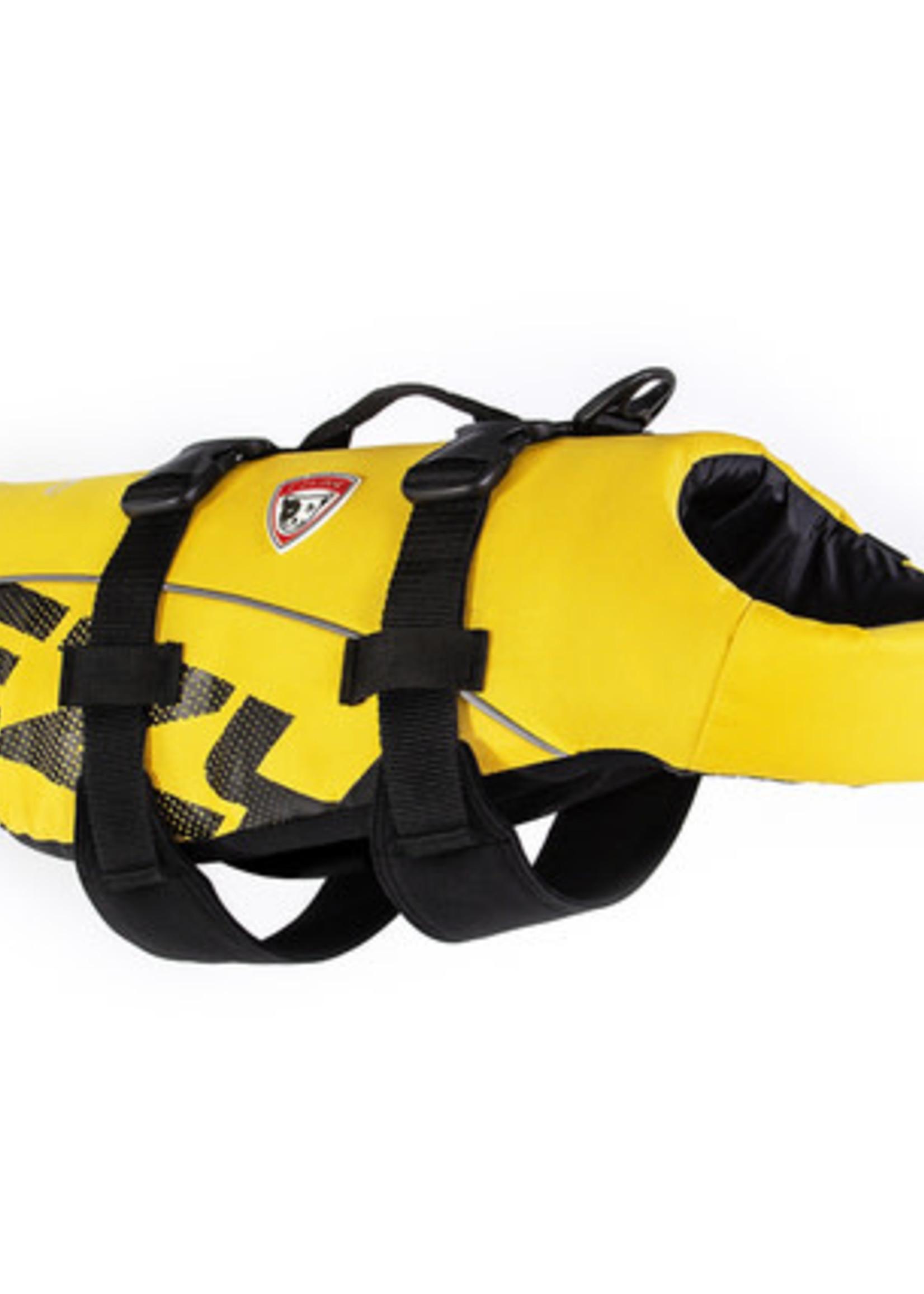 Life Jacket-Yellow-XLarge