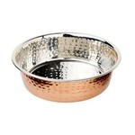 Buddy's Line Buddy's Line SS Hammered Copper Bowl 1.06l