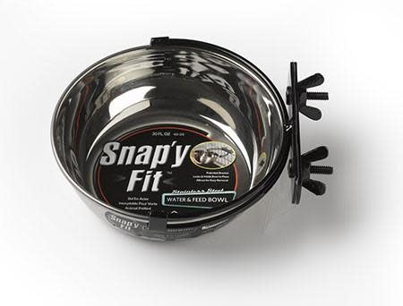 20 oz. Snapy Fit Stainless Steel Bowl-1