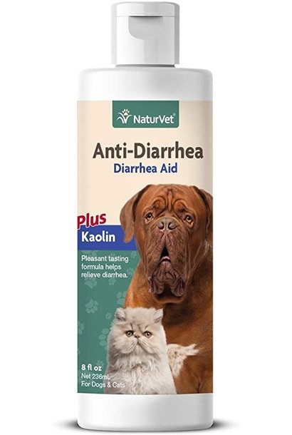 Anti Diarrhea for Dogs & Cats 8OZ