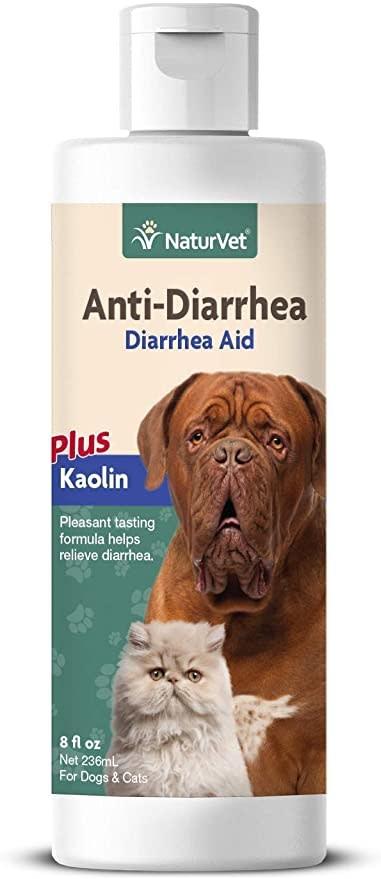 Anti Diarrhea for Dogs & Cats 8OZ-1