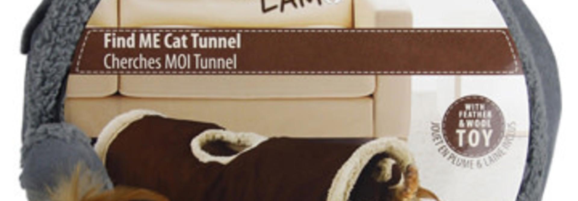 AFP Find Me Cat Tunnel