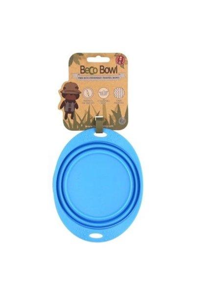 BECO Bowl Travel Large Blue