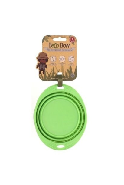 BECO Bowl Travel Large Green