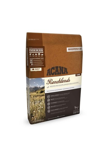 AC Cat Ranchlands 340gm
