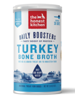 the honest kitchen HK Daily Boosters Instant Trky Bone Broth Turmeric