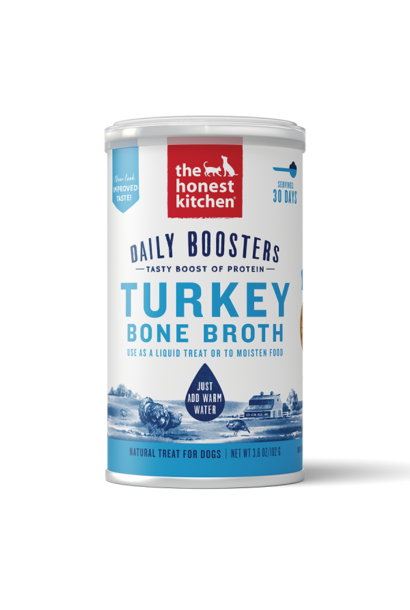 HK Daily Boosters Instant Trky Bone Broth Turmeric