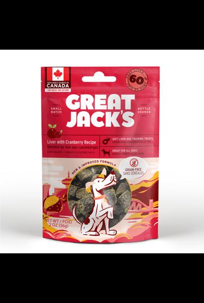 Grain Free Liver+Cranberry 2oz