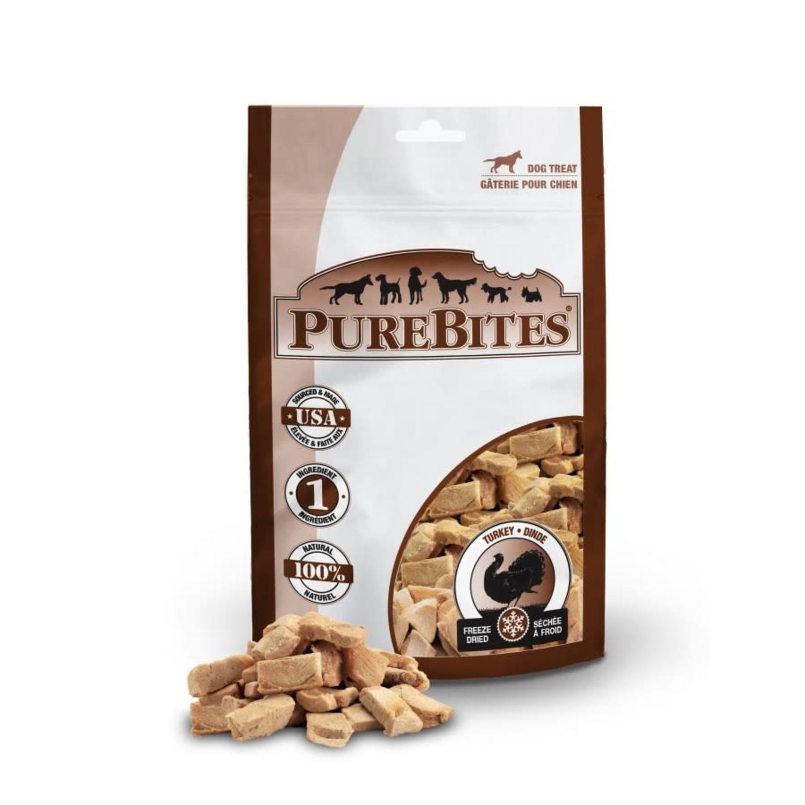 Pure Bites PureBites Turkey Mid 74g