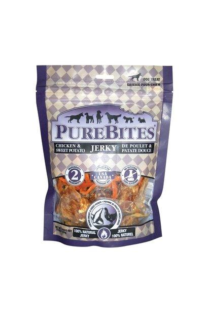 Pure Bites Chicken & Sweet Potato Jerky 180gm