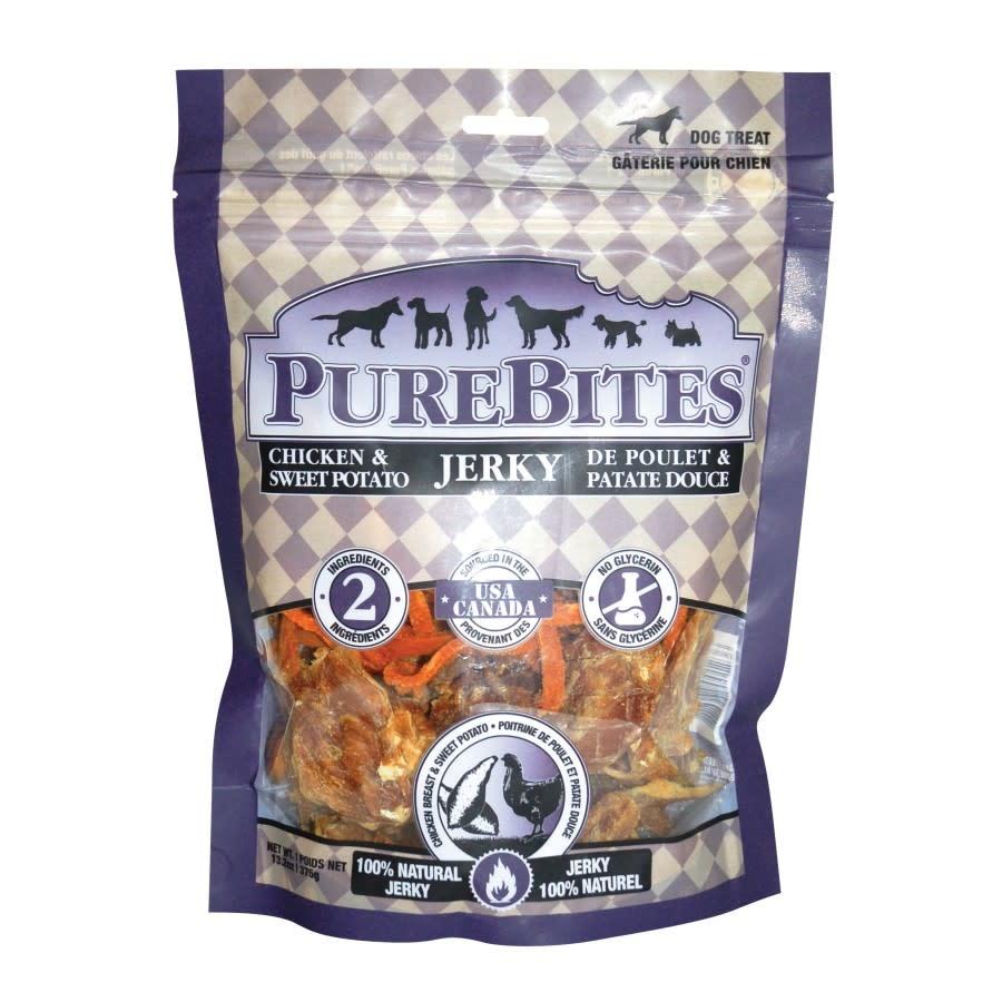 Pure Bites Chicken & Sweet Potato Jerky 180gm-1