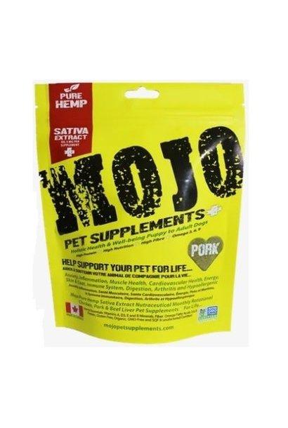 Mojo Supplements Pork w/ Hemp Sativa Oil