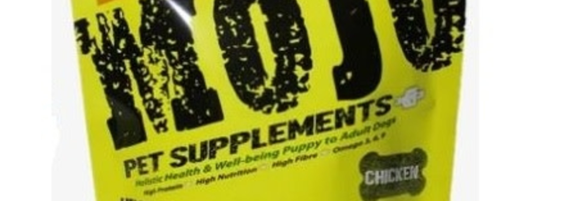 Mojo Supplements Chicken w/ Hemp Sativa Oil