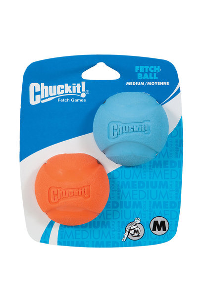 Chuckit! Fetch Ball Medium 2PK