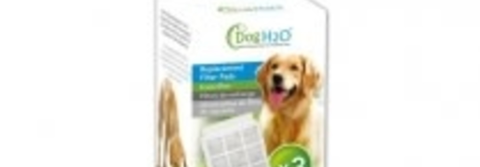 H2O Replacement Filters for Drinking Fountains Dog/Cat Pk3